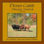 Dexter Cattle Breeders' Notebook