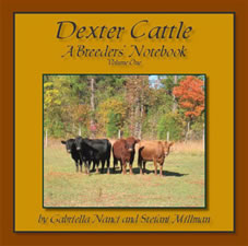 Dexter Cattle - A Breeders' Notebook