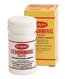 Dr. Naylor's Dehorning Paste - Jeffers Item # D1-D1